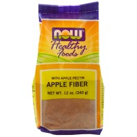 Now Foods, Apple Fiber, 12 oz (340 g)